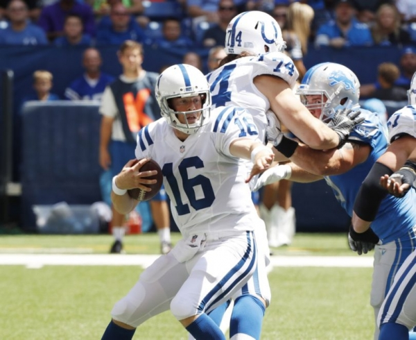 Colts' offense will be anemic if Scott Tolzien has to start