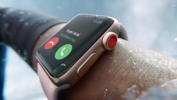 Apple Makes a Splash With Lovely Debut Ads for the iPhone X and Latest Apple Watch