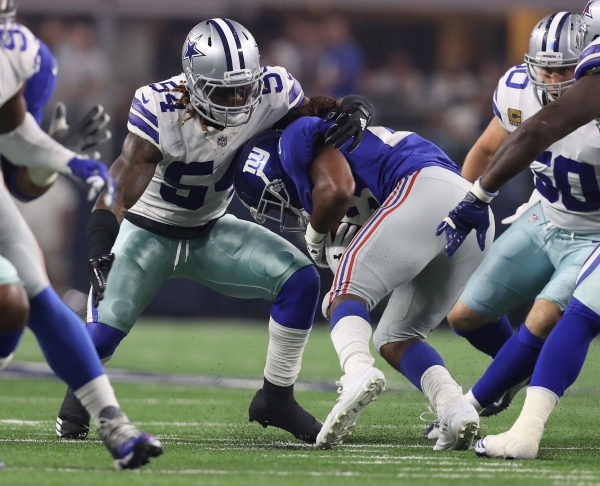 From injured to impactful: Jaylon Smith finally paying dividends for Dallas Cowboys