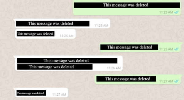 WhatsApp testing unsend feature that lets you delete embarrassing texts