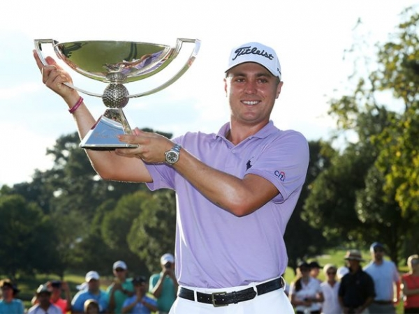 Why Justin Thomas' Season Was One Of The Best In PGA Tour History
