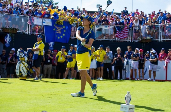 TWO YEARS TO GO UNTIL THE 2019 SOLHEIM CUP AT GLENEAGLES