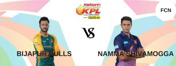 KPL – SEMI FINAL 2 – NAMMA SHIVAMOGGA VS BIJAPUR BULLS – FANTASY PREVIEW