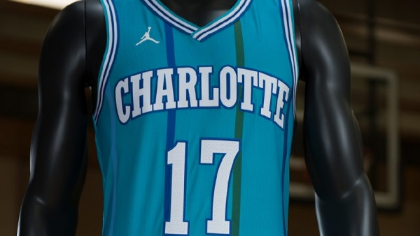 Hornets bring back old-school classic teal uniforms this season