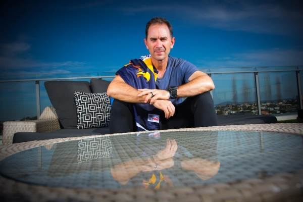Justin Langer reveals why he joined the board at the West Coast Eagles