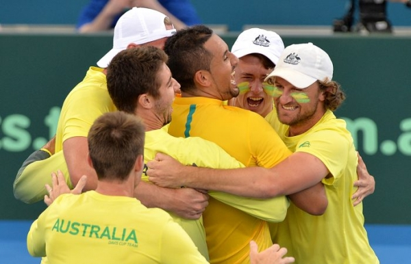 Davis Cup: Turning point for top Aussies