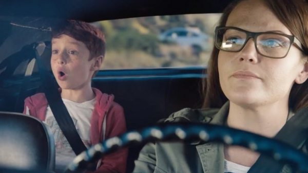 A Badass Mom Is a Stunt Driver, and Teacher, as Hot Wheels Gets Educational