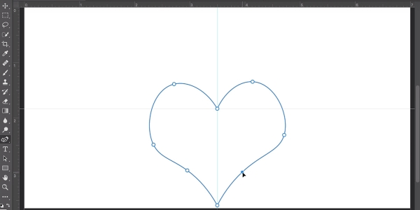 Adobe's Photoshop Has New Tool for Drawing Curves
