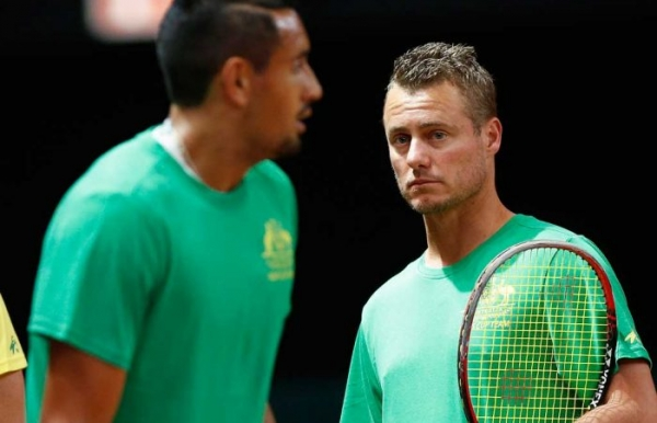 Hewitt: Davis Cup passion lives on