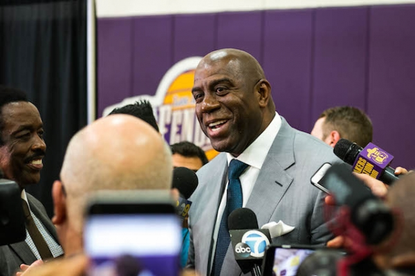 Lakers News: Magic Johnson On What Lakers Need In Order To Attract Top Free Agents