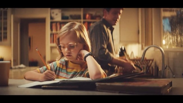Meet Molly, the Inventive Star of GE's Latest Inspirational Ad