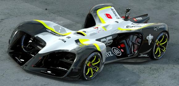 Formula E champion Lucas di Grassi becomes CEO of autonomous 'Roborace' series