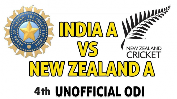 4th ONE-DAY – INDIA A VS NEW ZEALAND A – FANTASY PREVIEW