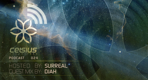 Surreal & Djah - Celsius Podcast #24 [12.10.2017]
