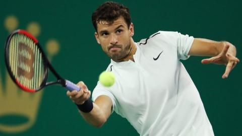 Shanghai Masters: Grigor Dimitrov beats Sam Querrey to strengthen ATP World Tour Finals bid