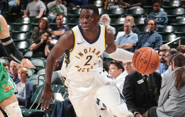 Pacers Featured in NBA's Virtual Reality Schedule