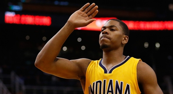 Report: Pacers' Glenn Robinson III out until December after ankle surgery