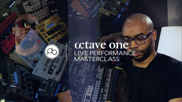 Watch a Live Performance Masterclass From Octave One
