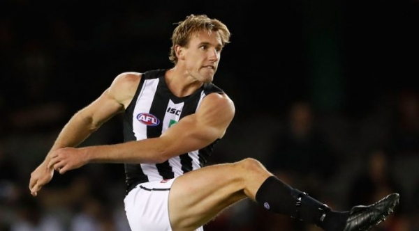 Lachie Keeffe among four Collingwood delistings