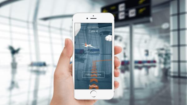 Indoor navigation is augmented reality s killer app shame for Indoor navigation design
