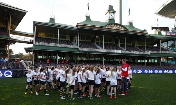 Academy: Youth Girls selected