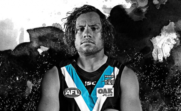 AFL trades 2017: Geelong star Steven Motlop officially joins the Port Adelaide