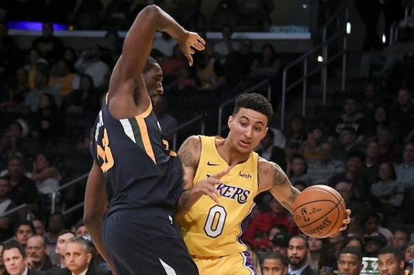 Lakers Preseason Recap: Jazz Close Game On 7-0 Run, Defeating L.A. 105-99