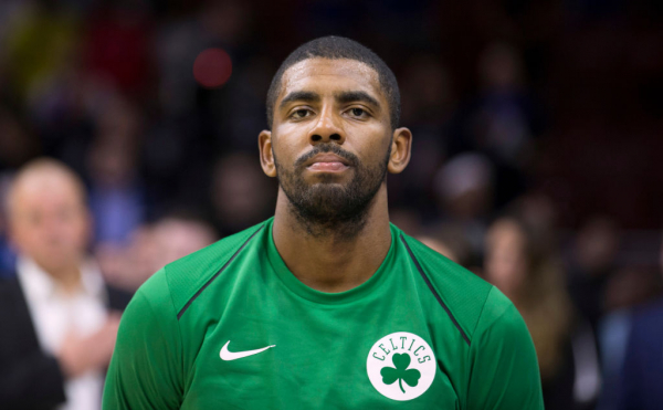 Kyrie Irving Not Nervous About Opening Night in Cleveland