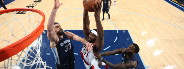 Vonleh Shows His 'Mean Streak' On The Boards In Memphis