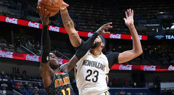 Postgame recap: Pelicans 106, Hawks 105