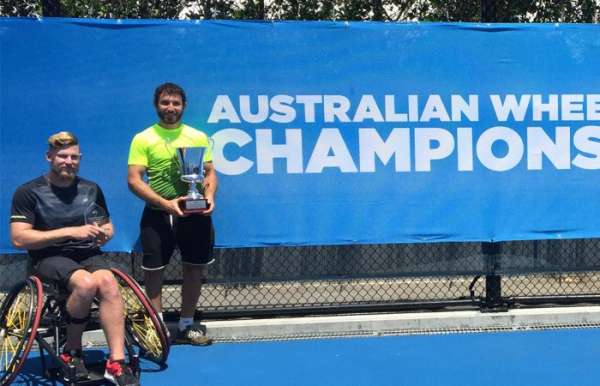 Adam Kellerman wins Australian Open 2018 wildcard