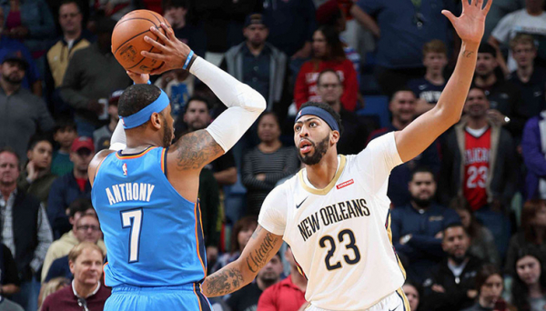 Lack of Consistency, Discipline Does in Thunder – OKC 107, NOP 114