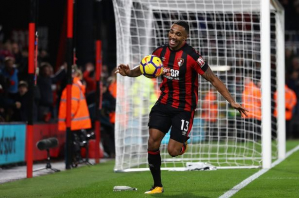 Bournemouth 4-0 Huddersfield: Callum Wilson scores hat-trick as 10-man Cherries romp to victory