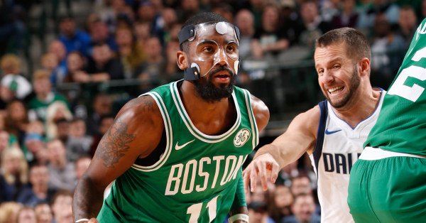 Kyrie Irving Drops 47 Points, Gets MVP Chants in Dallas
