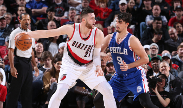 Trail Blazers Look For Third Straight In Visit To Philadelphia