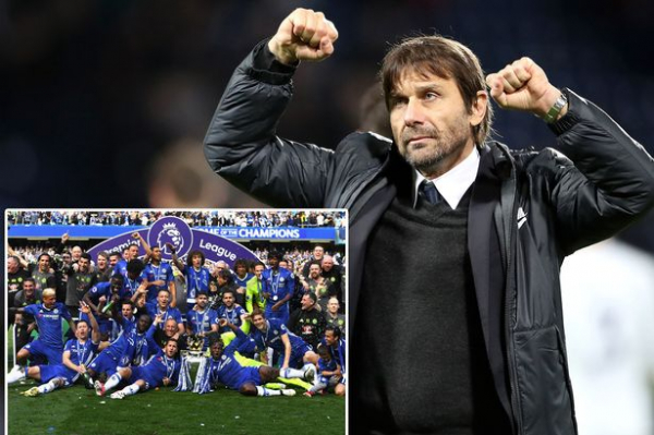 """Chelsea's Antonio Conte putting Champions League first as it's """"very difficult"""" to see Manchester City blowing the title"""
