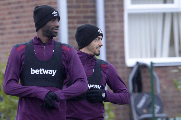 Pedro Obiang admits West Ham have to do more after defeat in David Moyes first game