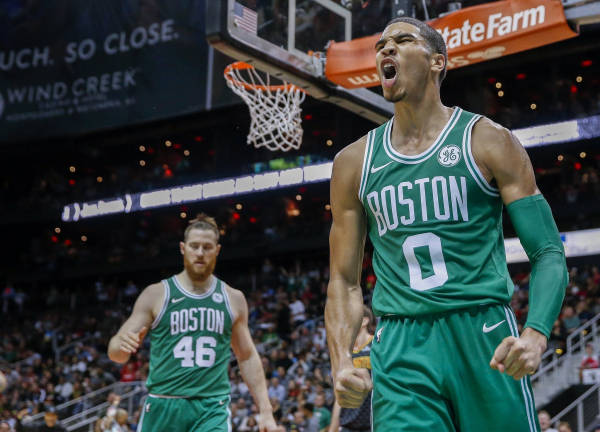 Keeping Score: Celtics' Winning Streak Adds Significance With Each Game