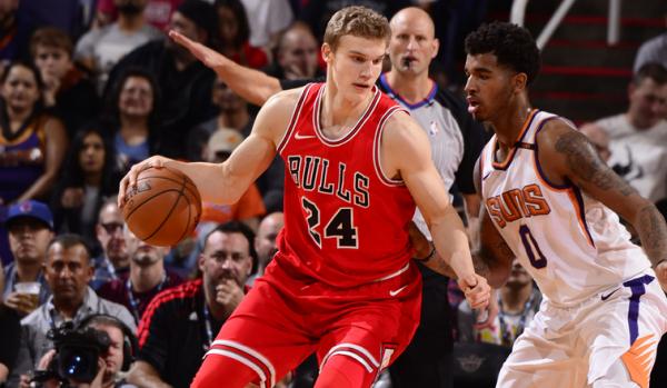 Bulls fall in Phoenix 113-105