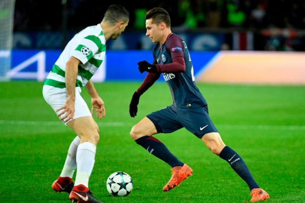 Liverpool 'make contact with Paris Saint-Germain' as interest in German star Julian Draxler is reignited