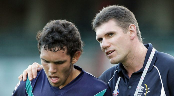 Jason McCartney appointed GWS list manager