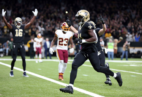 Brees elevates performance in the clutch in Saints comeback