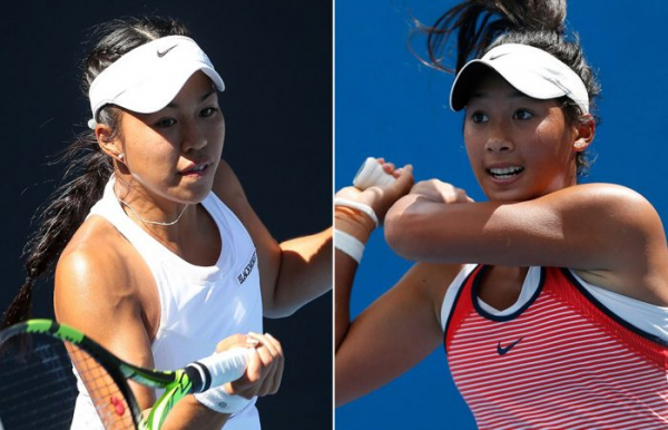 Hon, Cabrera flourishing at WTA Taipei
