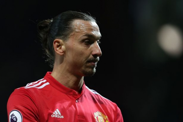 Manchester City star Benjamin Mendy slammed by United fans for 'trying to be Zlatan Ibrahimovic'