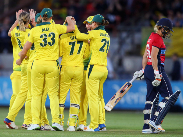 Australias women retain Ashes after beating England by six wickets in first Twenty20