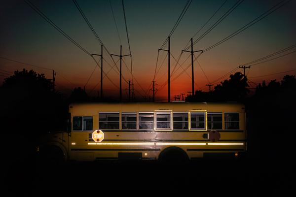 The suburban, Stranger Things-esque photography of Monty Kaplan
