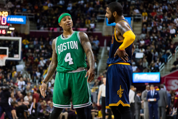 Isaiah Thomas Wants to Face Boston in the Eastern Conference Finals