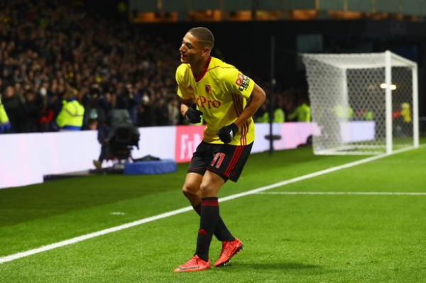 Spurs and Arsenal target Richarlison attracting interest from China after Watford star's fast start in England