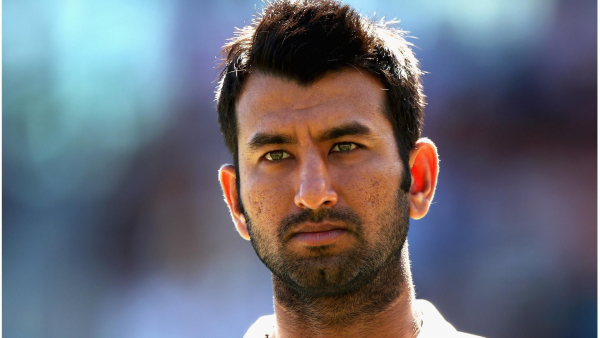 Video: Lahiru Gamage Bowled An Unplayable Delivery To Cheteshwar Pujara