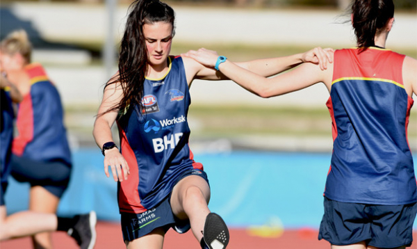 AFLW: From hoops to goalposts